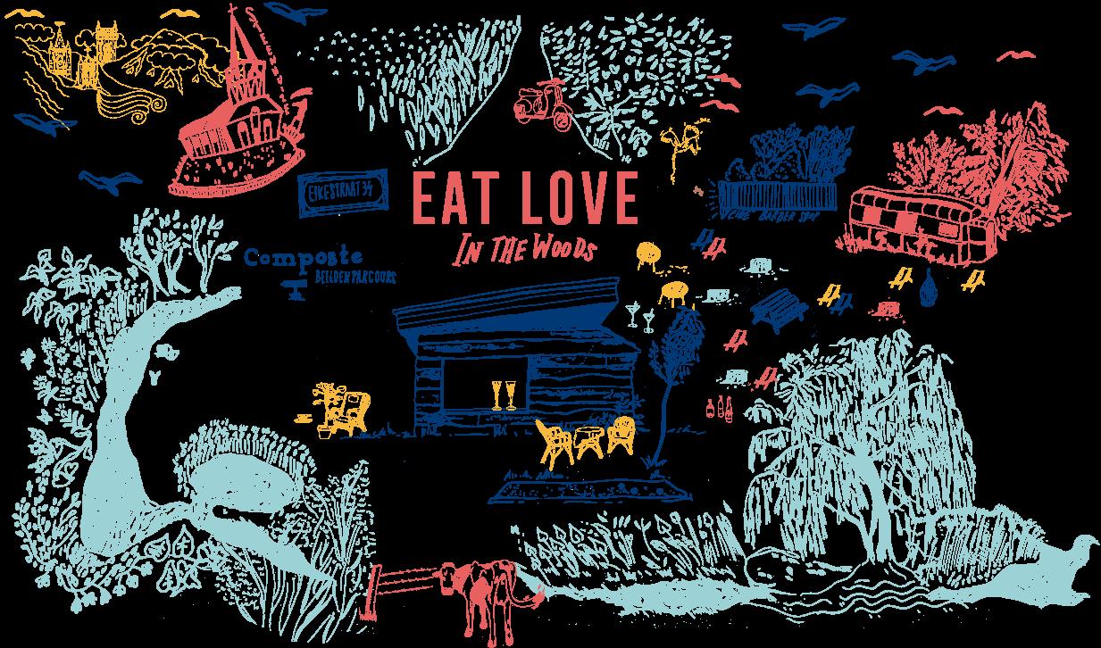 Eat Love La Mamma